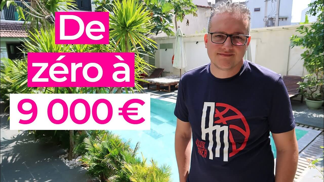 Nicolas Laruelle, Infopreneur