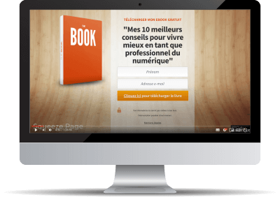 Formation vidéo sur le copywriting et les pages de vente marketing