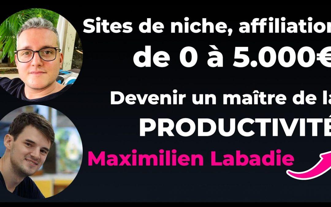 De 0€ à 5.000€ par mois avec les sites de niche
